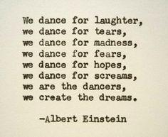 ALBERT EINSTEIN Danceqoute                                                                                                                                                                                 More