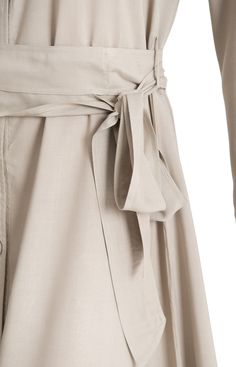 Downtown Khaki Abaya #Aab #Aabcollection #Style #Fashion #Timeless #Belt