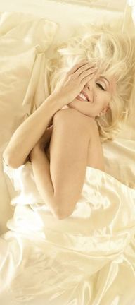 Marilyn Monroe.... That would be my boudior photo....