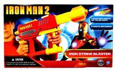 Iron Man Nerf Blaster Nerf,http://www.amazon.com/dp/B002QFVBD2/ref=cm_sw_r_pi_dp_49b6sb0DAH2B9QCQ