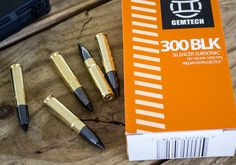 The award for coolest looking #300Blackout #ammo might have to go to…