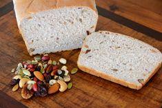 Maple Trail Mix Bread