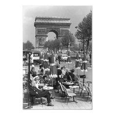 Europe France Paris Triumphal arch