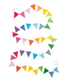 Mini Bunting Garland – Oh Happy Day Shop