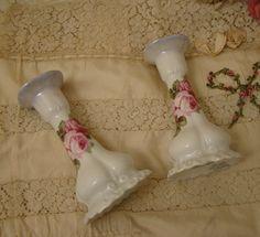 pretty candlesticks