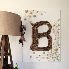Bu yaz sahillerde sizin gibi yan gelip yatmadım, çalıştım, sırtımda taş taşıdım, odun taşıdım... 😜 Sizi gidi Ağustos böcekleri! Story'den aşamaları izleyebilirsiniz 😉 #walldecor #woodenart #stoneart #woodenwallart #diy #art #design #letteringart #b #B #letters #barbaleatherworks #barbaleatherstudio #summer17 #loveb #wallhanging #rusticdecor