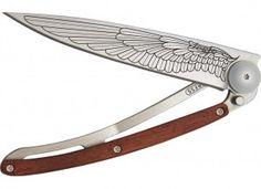 Deejo Tatoo Wing 37g Knife