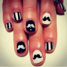 Love mustaches??