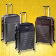 COLECCIÓN MAGISTER Super elegantes valijas expandibles. www.primicia.com.ar