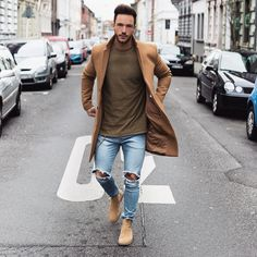 Pin de jonathan valdés en outfits одежда для парней, мужской стиль y стили Hipster Outfits, Mode Outfits, Urban Outfits, Fall Outfits, Hipster Clothing, Modern Clothing, Khakis Outfit, Man Outfit, Fashion Mode
