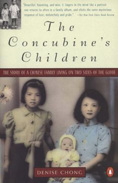 Great book about the Chinese immigrant experience. The Concubine's Children by Denise Chong, http://www.amazon.com/dp/0140254277/ref=cm_sw_r_pi_dp_scn2pb0F776SX