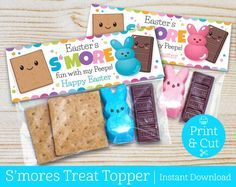 Easter Snacks, Easter Peeps, Easter Party, Easter Treats, Happy Easter, Easter Bunny, Easter Table, Easter Food, Easter Desserts