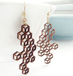 The Harbinger Co. Laser-Cut Jewelry