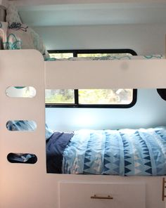 Single Bunk beds 4 berth Caravan/Camper/Poptop/RV renovation