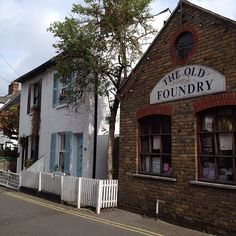 The Old Foundry #leighonsea #essex