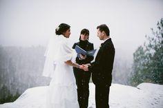 Winter White Wedding. Speechless. - Eyekahfoto: Creative Engagement, Wedding, Portraiture & Lifestyle Photography. Toronto, Canada
