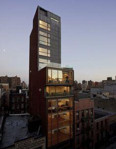 by Ogawa Depardon Architects