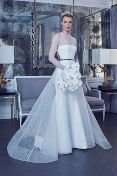 721 Best Romona Keveza Bridal Images Bridal Wedding Dresses