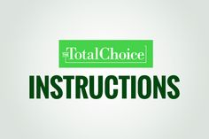 The Total Choice Plan Instructions: The Total Choice Plan is a calorie-controlled meal plan created by Dr. Michael Roizen and nutritionist Kristin Kirkpatrick from...
