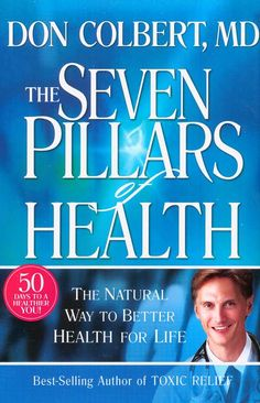 Find a healthier you in 50 days. Read about the natural way to better health for life.