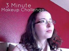 3 Minute Makeup Challenge ❘❘ ☀ Summer Makeup Edition ☀