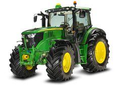 Tracteur John Deere 6130R série 6R