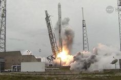 SpaceX Falcon 9 Rocket Launches Successfully   I Fucking Love Science