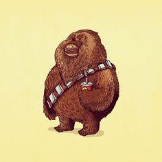 Alex Solis – The Famous Chunkies Fat Cartoon Characters, Cartoon Art, Fat Character, Character Design, Geek Art, Nerd Geek, Alex Solis, Star Wars Design, Favorite Cartoon Character