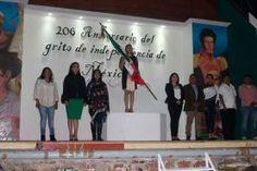 -Antes del protocolo se realizó un evento cultural y artístico en el que participaron grupos de cultura del municipio. Pinal...