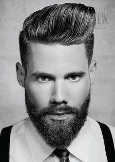 beard Mens hairstyles