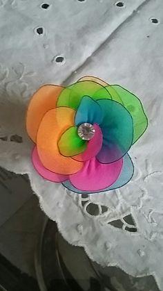 #rosa #arcobaleno #rainbow #love #diamante #calze #handmade