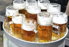 A Beer festival starts in Prague, Czech Republic, today Beer Festival, Punch Bowls, Alcoholic Drinks, Prague Czech, Mugs, Czech Republic, Tableware, Glass, Food