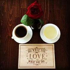 I love these words. They are my credo!  What is your credo? ☀️ #instagood #instadaily #instacoffee #instatea #instahealth #inspiration #mindfulliving #yoga #fitness #healthy #organic #coffee #tea #love #passion #red #rose #flower #photooftheday #gesund #kaffee #tee #rot #blumen #fotodestages