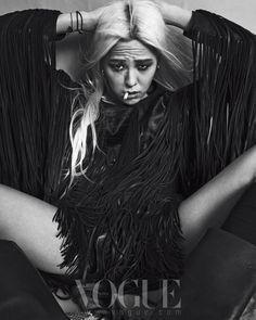 G-Dragon // Vogue Korea // August 2013