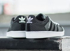 the best attitude bd577 428d4 Basket Toile, Adidas Superstar, White Sneakers, Baskets, Fabrics, White  People,