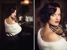 Katarina Nedoroscikova Photography: Janka alá 30-te roky