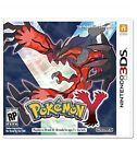 Pokemon Y (Nintendo 3DS 2013) Ninendo 2DS/3DS Pokemon Y Version - Game Only