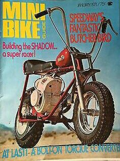 MINI BIKE Magazine