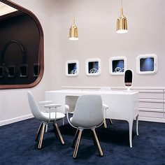 french jewelry store interior | Jewelry Store Design