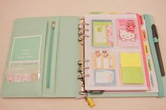 A blog about spreading the joys in life: Kikki-K Planner Setup [May 2014]