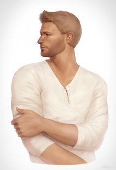 donc-desole: Alistair in cream shirt Dragon Age Alistair, Dragon Age Romance, Witty One Liners, Dragon Age Characters, Fantasy Characters, Grey Warden, Dragon Age Series, Dragon Age Games, Dragon Age Origins