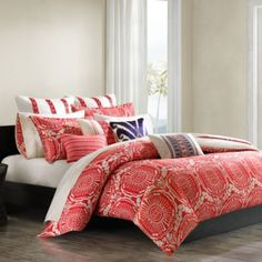 Echo Design™ Cozumel Duvet Cover and Sham Set - BedBathandBeyond.com
