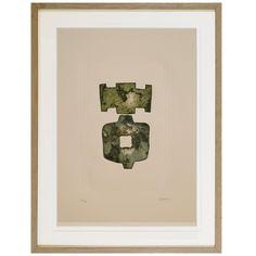 Lithograph on Paper by FERDINAND SPRINGER, 1970 Ferdinand, Modern Art, Paper, Frame, Artwork, Picture Frame, Work Of Art, Auguste Rodin Artwork, Frames