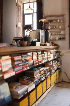 Books & coffee @Su'dan