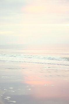 Beach print, nautical wall decor, coastal decor beach, pastel beach decor…