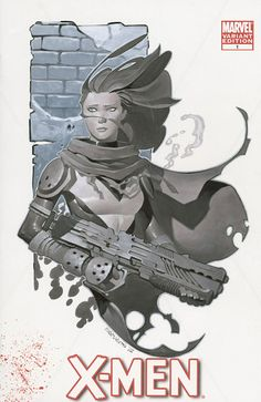 Cool Set of Marvel Character Sketch CoverArt - News - GeekTyrant
