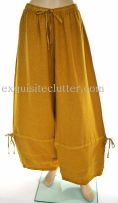 The Vintage Inspired Bloomer Pants | Exquisite Clutter