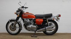 1972 Honda CB750 K2 presented as lot T123 at Las Vegas, NV 2015 - image1