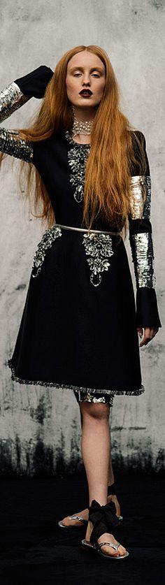 Chanel Haute Couture | FW 2014 | cynthia reccord