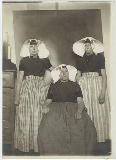 Dutch women immigrants at Ellis Island, New York bluebird61283